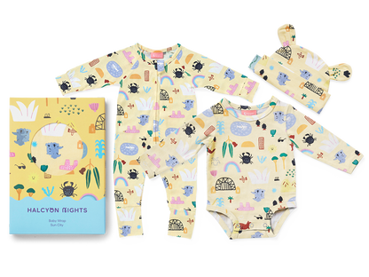 Sun City Baby Grow Pack