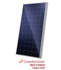 Canadian Solar CS6U-335P 335W Solar Panel