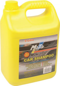 Car Shampoo 5l Motoquip MOQ1913 from Builders Household Store