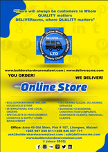 Load image into Gallery viewer, Builders Household Store by DELIVERscms (2010) Ltd Advert Leaflet