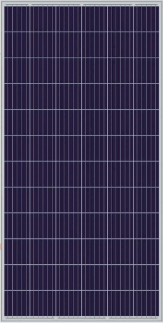 The Sun Pays - 340W Poly PERC 5BB Solar Panel