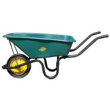 Wheelbarrow Concrete Falcon Lasher