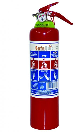 Fire Extinguisher With Bracket 2.5Kg Matus