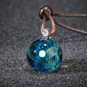 Mystery Full Moon Necklace