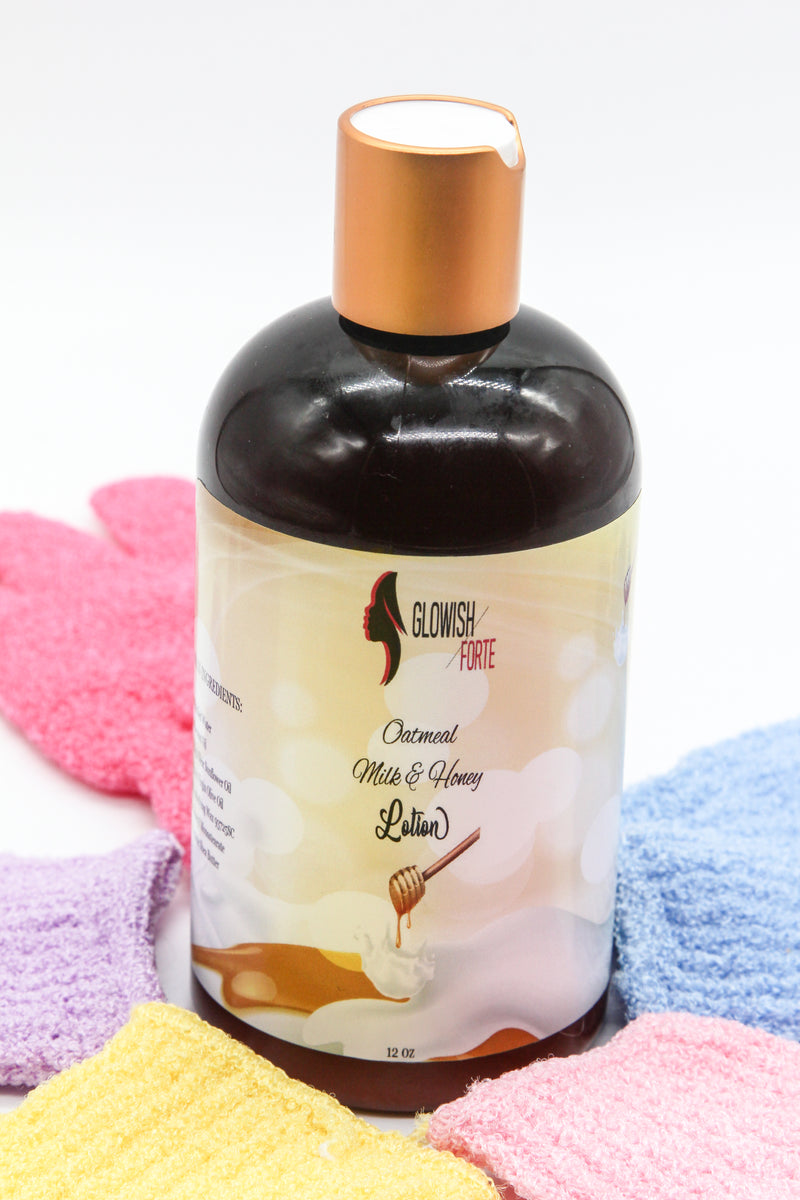 Oatmeal Milk and Honey Lotion