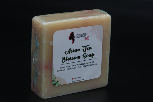 Asian Tea Blossom Soaps