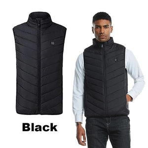(Christmas Promotion-50% OFF)Unisex Warming Heated Vest
