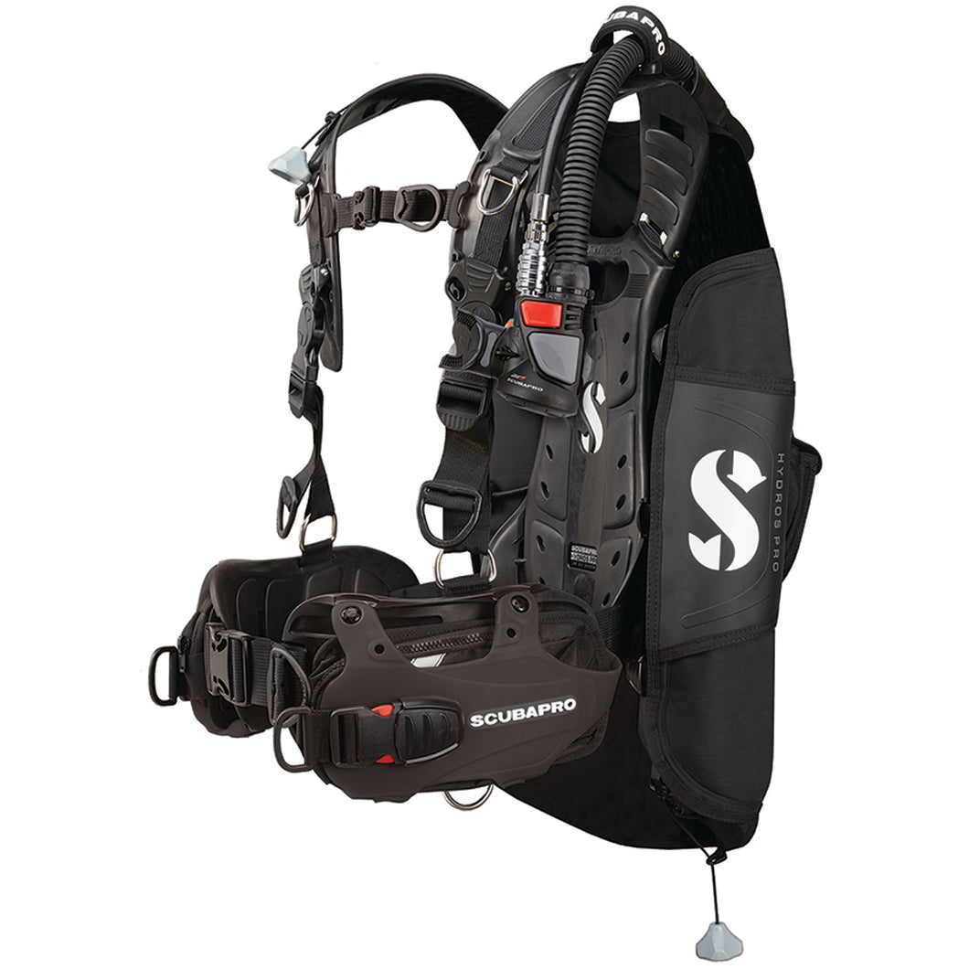 HYDROS PRO BCD, W/ AIR2 V GEN, MEN