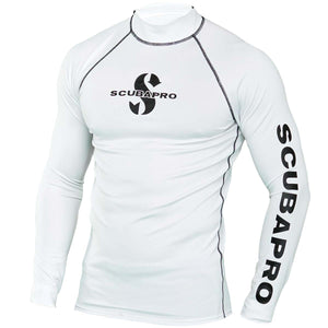 UPF 50 RASH GUARD, LONG SLEEVE, MEN(Tight fit)