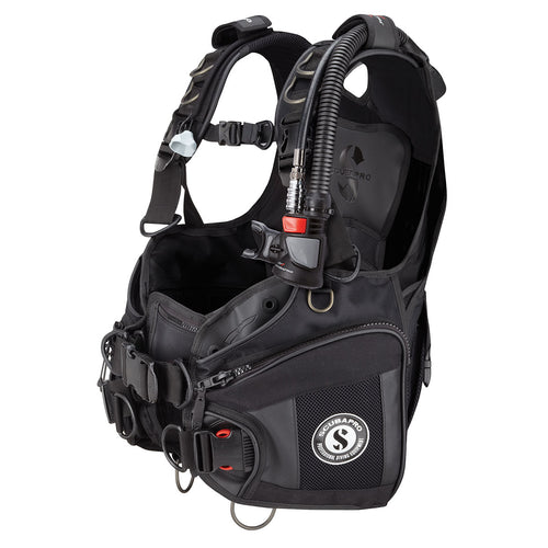 X-BLACK BUOYANCY COMPENSATOR DEVICE W/ AIR2
