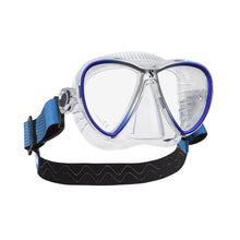Load image into Gallery viewer, SYNERGY TWIN DIVE MASK W/COMFORT STRAP