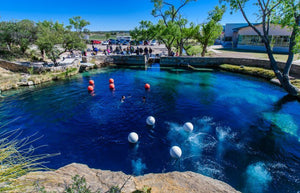 Blue Hole Santa Rosa, New Mexico(October 10th & 11th)