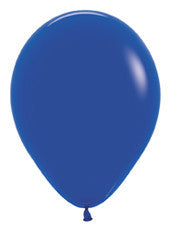 5'' Fashion Royal Blue Latex Balloons