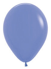 11'' Deluxe Periwinkle Latex Balloon