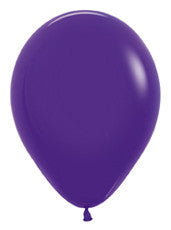 5'' Fashion Violet Latex Balloons