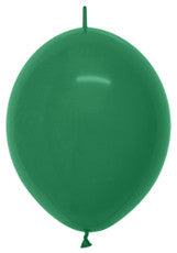 "Link-O-Loon - 12"" Fashion Forest Green"