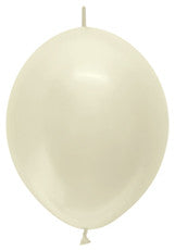 "Link-O-Loon - 12"" Pearl Ivory"