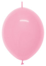 "Link-O-Loon - 12"" Fashion Bubble Gum Pink"