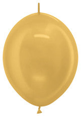 "Link-O-Loon - 12"" Metallic Gold"