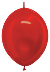 "Link-O-Loon - 12"" Metallic Red"