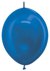 "Link-O-Loon - 12"" Metallic Blue"