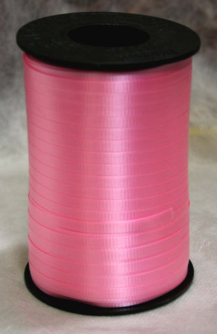 Bubble Gum Curling Ribbon