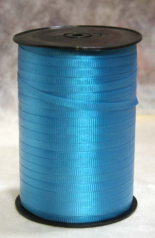 Deep Turquoise Curling Ribbon