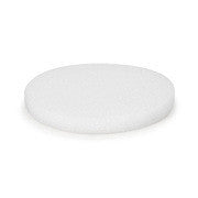 "12"" White Styrofoam Disc"