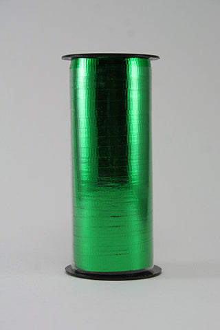 Metallic Green Curling Ribbon