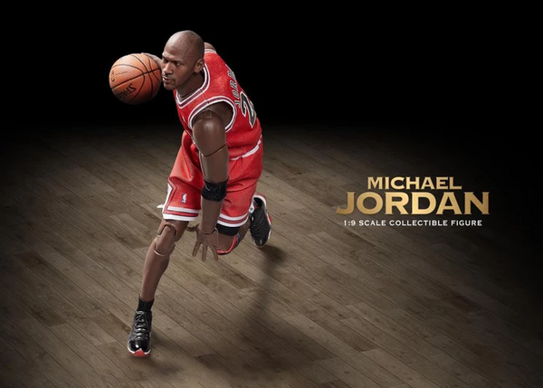 PROHOOPER® Model Scale Figure MJ23 NBA Basketball Star