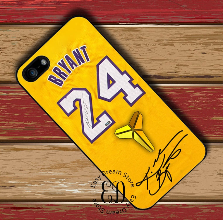 KB24 Signature iPhone Android Case