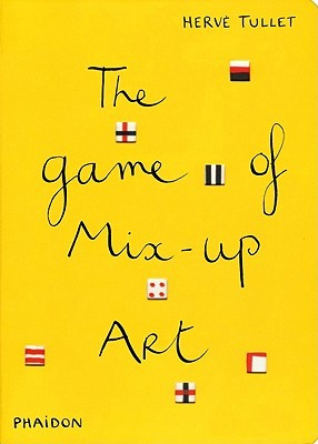The Game of Mix-up Art by Hervé Tullet