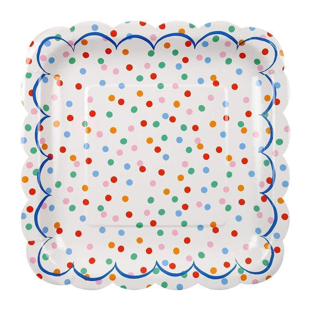 Toot Sweet Spotty Large Plates (12)