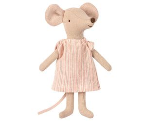 Big Sister Mouse In Box - PJ Nightgown (M)