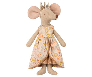 Queen Clothes For Mouse, Micro
