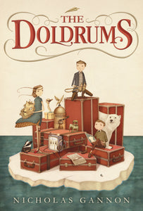 The Doldrums by Nicholas Gannon (The Doldrums #1)