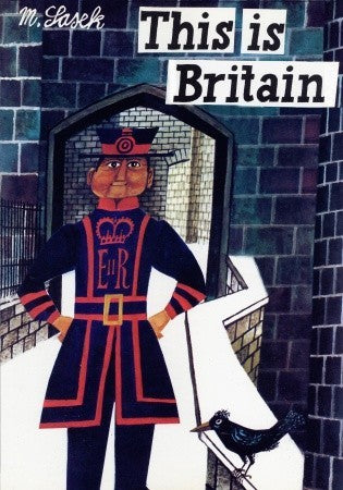 This is Britain [A Children's Classic] by Miroslav Sasek