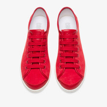 Load image into Gallery viewer, Uno Red Sneaker