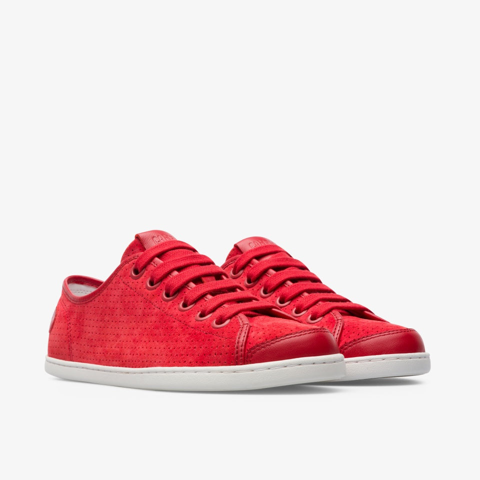 Uno Red Sneaker