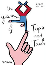 Load image into Gallery viewer, The Game of Tops and Tails by Hervé Tullet