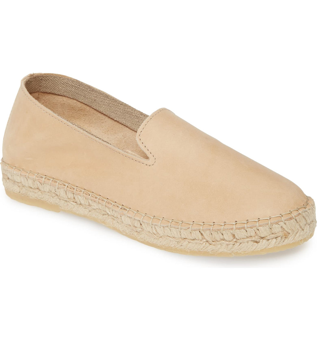 Laurel Canyon Camel Espadrille