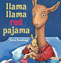 Load image into Gallery viewer, Llama Llama Red Pajama (Gift Edition) by Anna Dewdney