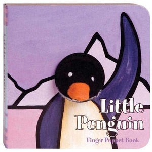 Little Penguin Finger Puppet Book