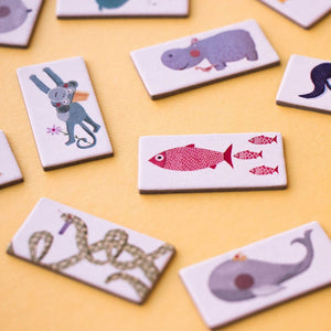 My First Animal Memo - Micro Memory Game