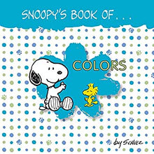 Load image into Gallery viewer, Snoopy's Book of.... (Colors, Numbers, Words, or Shapes)