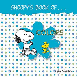 Snoopy's Book of.... (Colors, Numbers, Words, or Shapes)