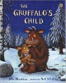 The Gruffalo's Child (Paperback) by Julia Donaldson,  Axel Scheffler (Illustrator)
