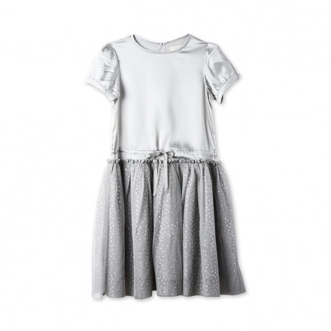 Stella McCartney Silver Viva Party Dress