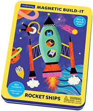 Load image into Gallery viewer, Magnetic Build-It: Rocket Ships