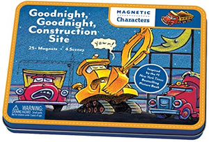 Magnetic Characters: Goodnight, Goodnight, Construction Site